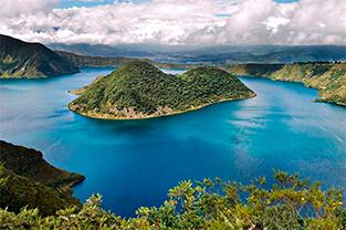 Ofertas vuelos baratos a Ecuador
