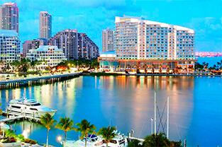 Ofertas vuelos baratos a Miami