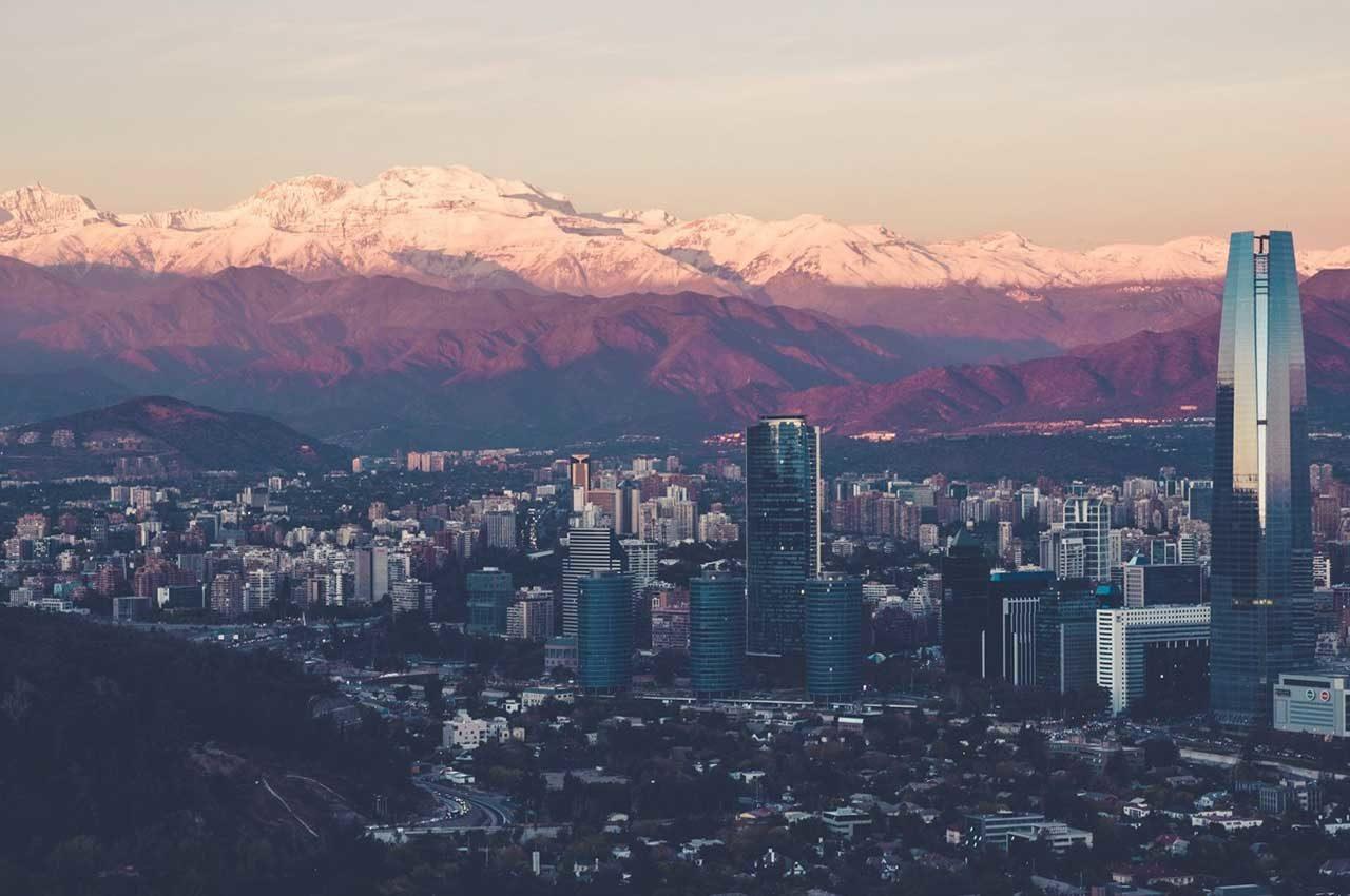 Ofertas vuelos baratos a Chile